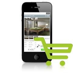 professionele webshop mobiel